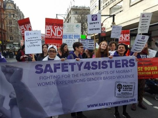Safety 4 Sisters