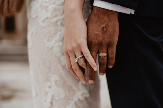 spouse visa vs fiance visa - couple married